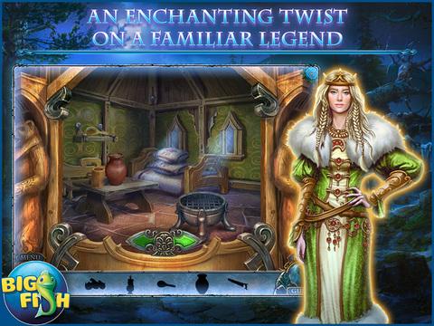Living Legends: Wrath of the Beast HD - A Magical Hidden Object Adventure screenshot 2
