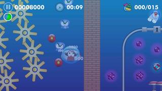 Blobster HD screenshot #1