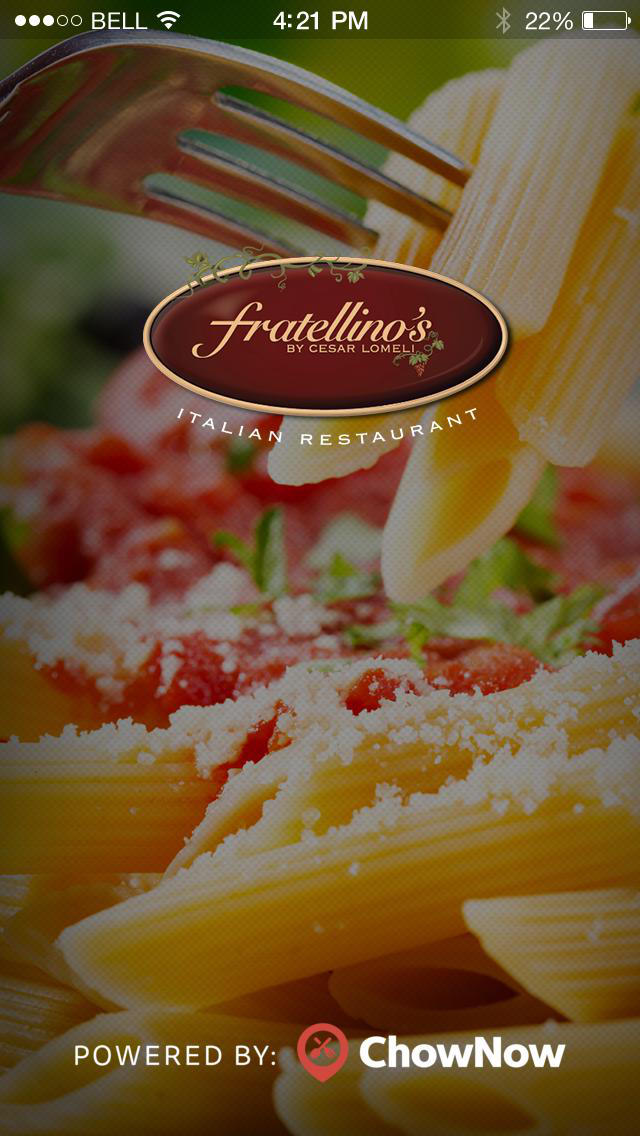 Fratellinos Italian Restaurant screenshot 1