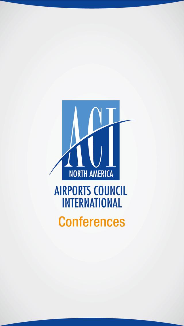 ACI-NA Conferences screenshot 1