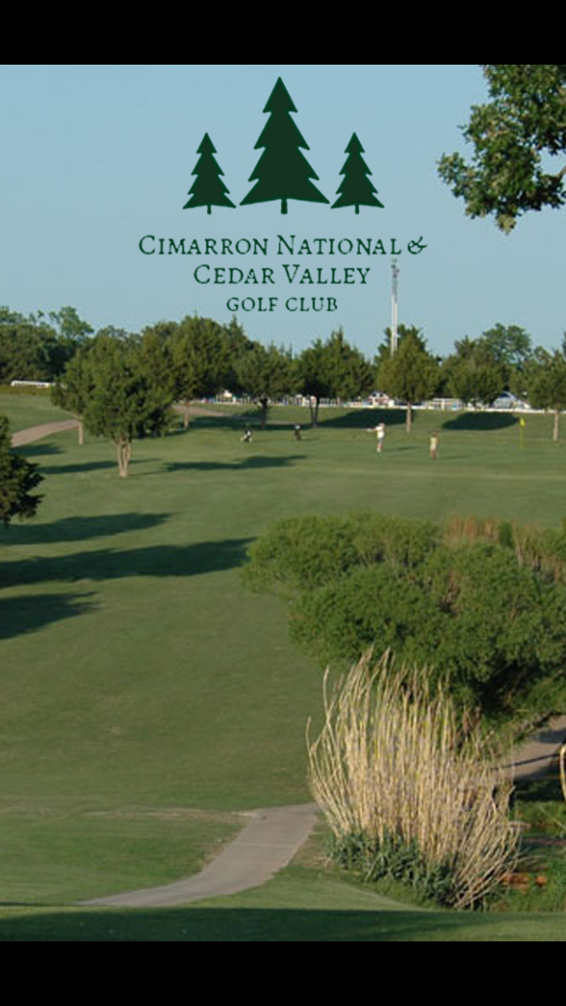 Cimarron Nat'l & Cedar Valley screenshot 1