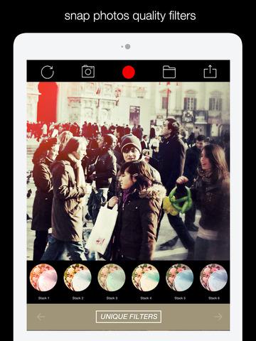 Alive Shot 360 - camera effects plus photo editor screenshot 9
