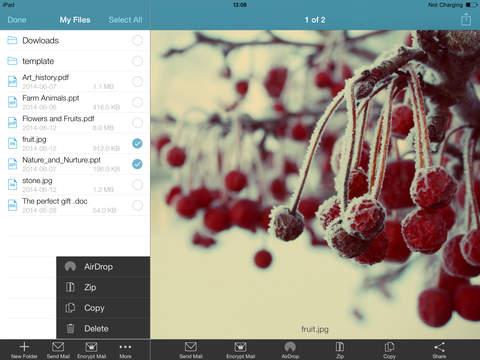 WinZip: #1 zip & unzip tool screenshot 7