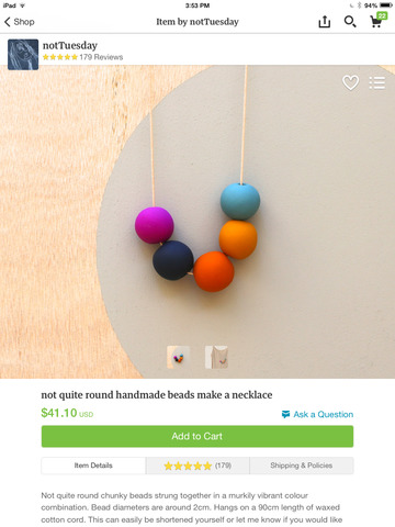 Etsy – Shop special, every day screenshot 8