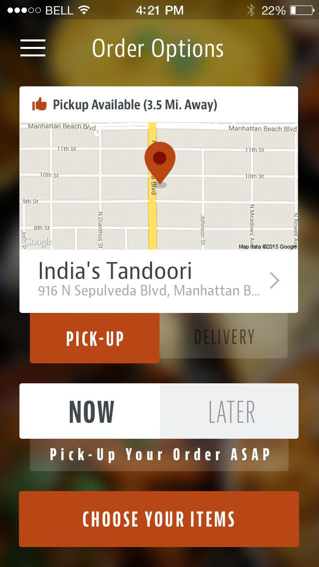 India's Tandoori Halal screenshot 2