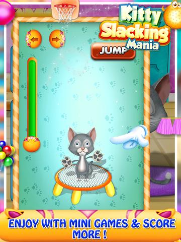 Kitty Slacking Mania screenshot 5