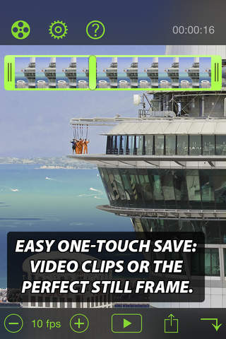 Video Zoom Player - The best app for zooming, crop - náhled
