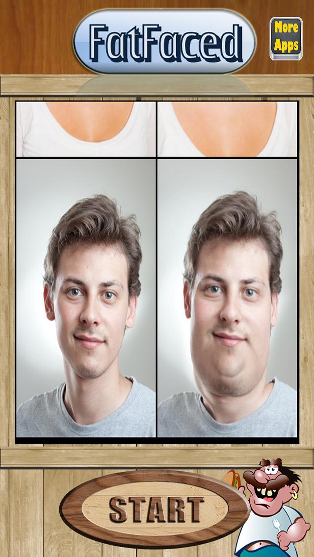 FatFaced - The Face Fat Booth screenshot 2