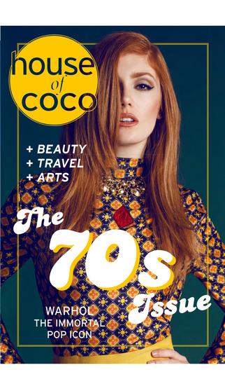 House of Coco Magazine screenshot 1
