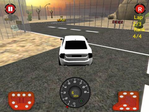 Speed Car Fighter HD 2015 Free screenshot 9
