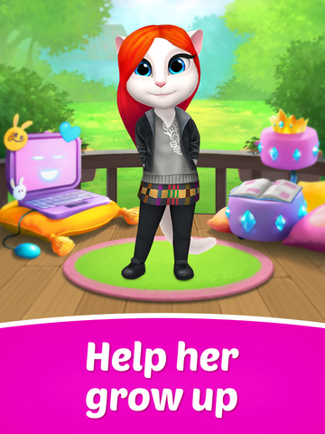 My Talking Angela screenshot 7