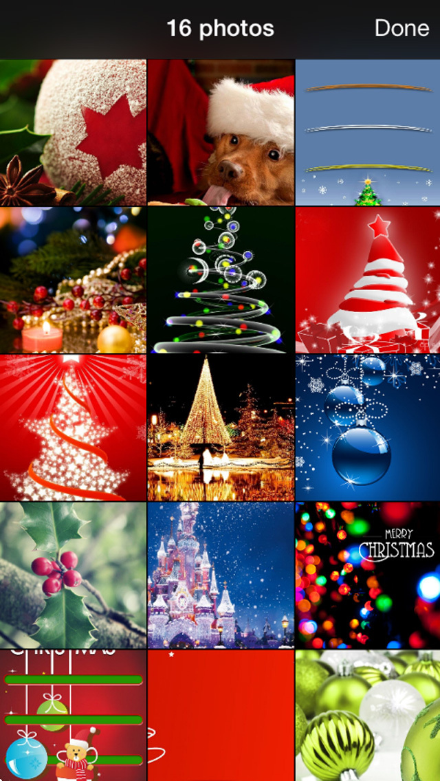 Wrap My Phone: Christmas Home and Lock Screen Wallpapers screenshot 5