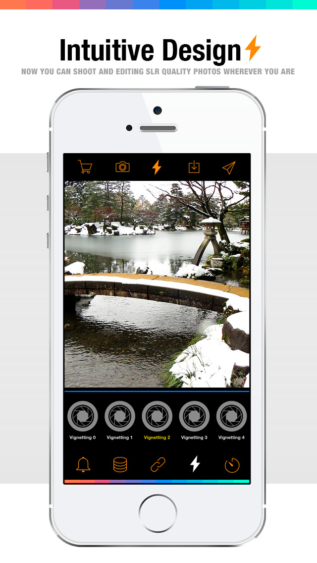 Live FX Plus - Best Photo Editor and Stylish Camera Filters Effects screenshot 3