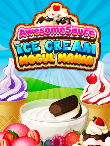 """ A Awesome Sauce Ice Cream Mogul Mania Dessert Maker for Kids! screenshot 6"