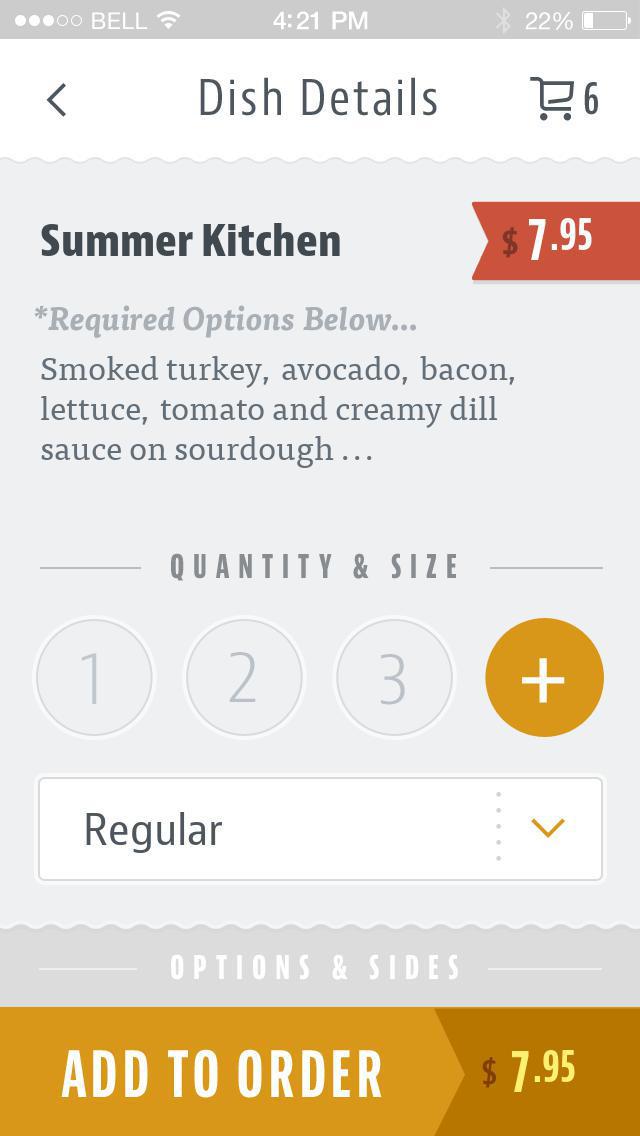 Mother's Kitchen Foods screenshot 4