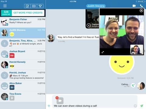 Text Me - Phone Call + Texting screenshot 7