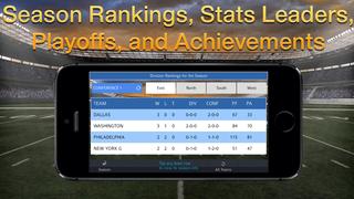 Pro Strategy Football 2014 screenshot 5