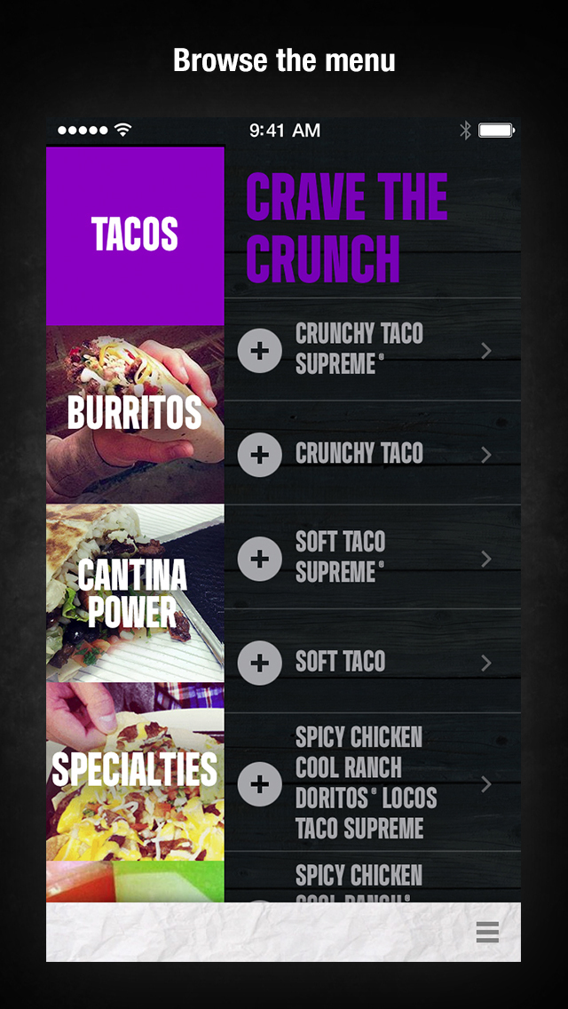 Taco Bell - For Our Fans screenshot 2