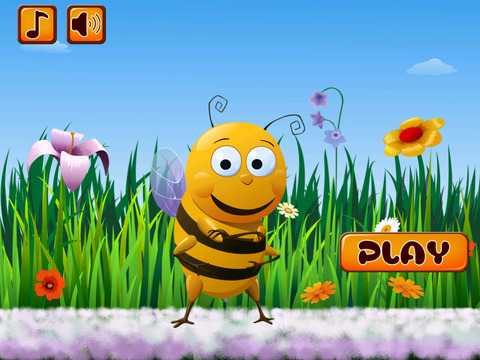 Best Bumble Bee Run screenshot 3