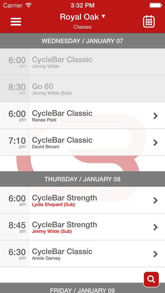 CycleBar screenshot #3