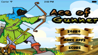 Ace of  Gunner Pro : Arrow Camping of Archers screenshot 1