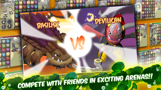 Mini Monster Mania screenshot 4