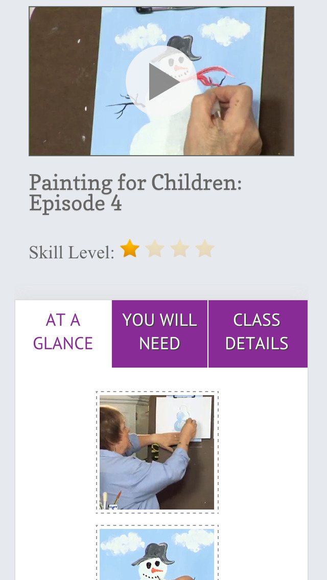 The Kids' Guide to Drawing and Painting screenshot 5
