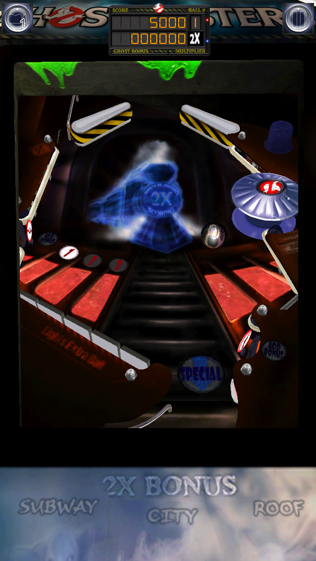 Ghostbusters Pinball screenshot 5