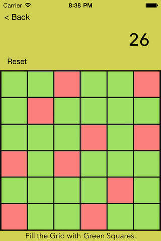 GRID - A game about filling - náhled