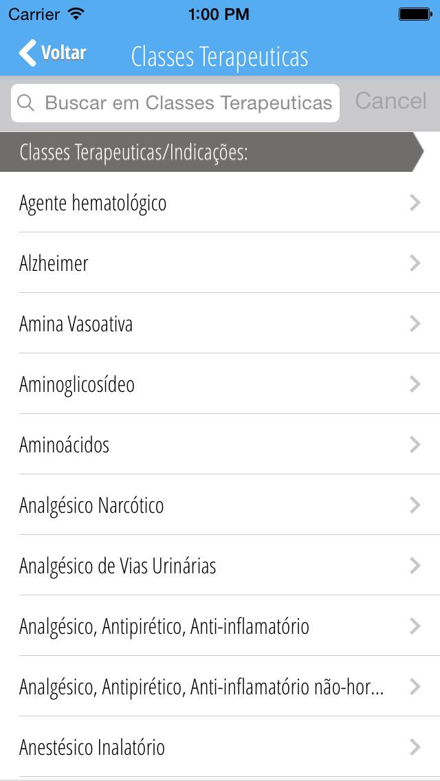Manual Farmacêutico screenshot 3