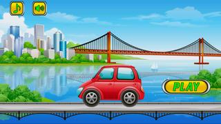 Car Bridge Jump screenshot 1