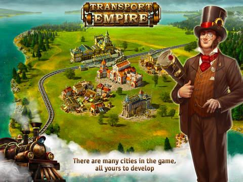 Transport Empire screenshot 7