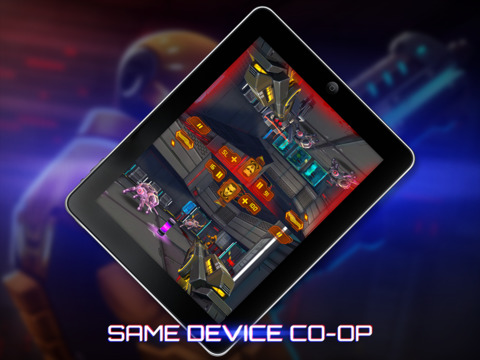 Neon Shadow Zero screenshot 8
