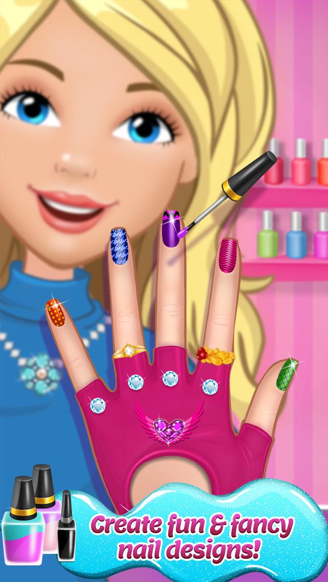 Fancy Nail Shop screenshot 1
