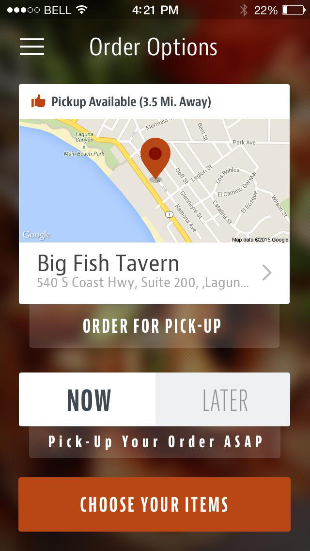 Big Fish Tavern screenshot 2