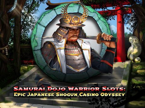 Samurai Dojo Warrior Slots HD Edition: Epic Japane - náhled