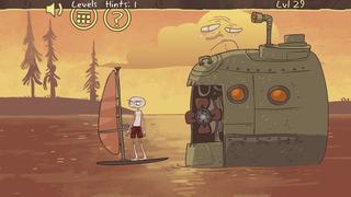 Troll Face Quest Sports screenshot 1