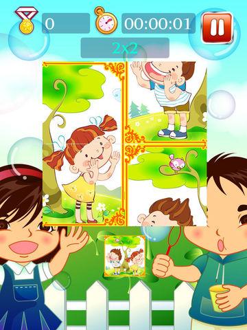 good friends puzzle screenshot 7