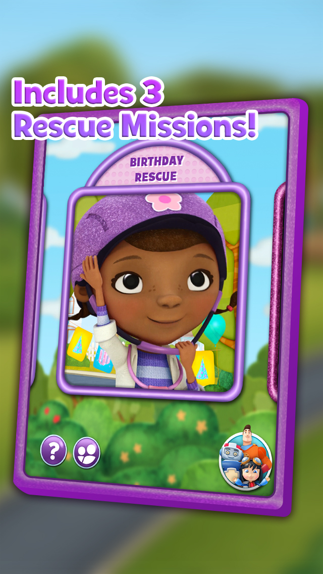 Doc McStuffins: Mobile Clinic Rescue screenshot 4