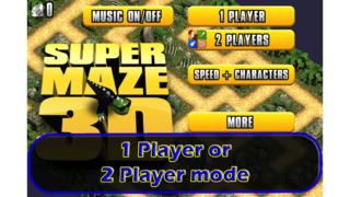 Super Stone Age Maze 3D Time Race - Fun Dino Escape Challenge screenshot 4