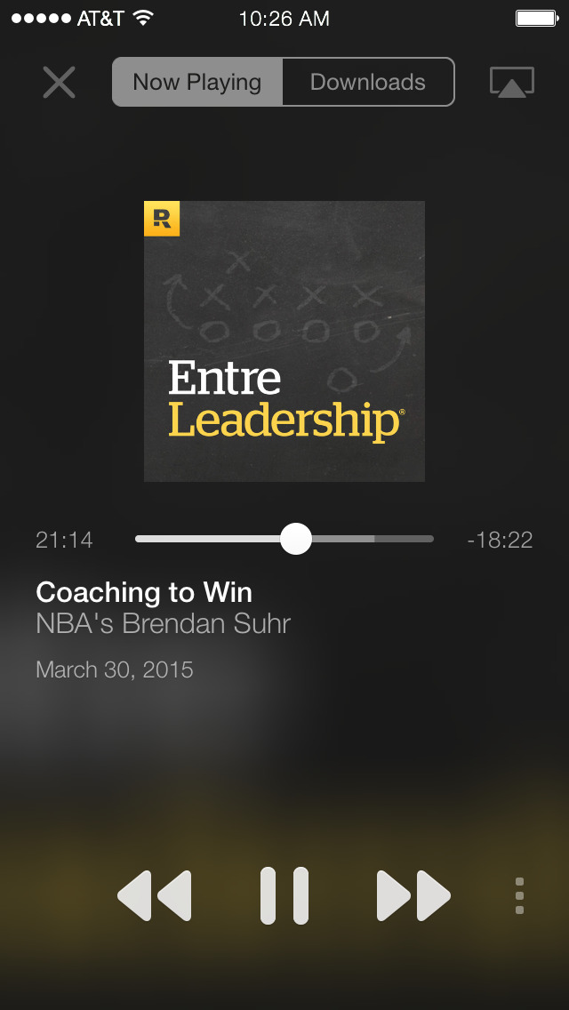 EntreLeadership screenshot 1