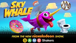 Sky Whale - a Game Shakers App screenshot 1