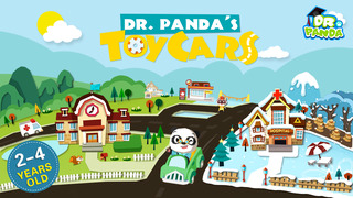 Dr. Panda's Toy Cars screenshot 1