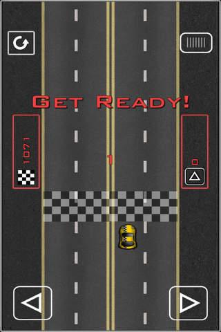 2D Race Runner - náhled