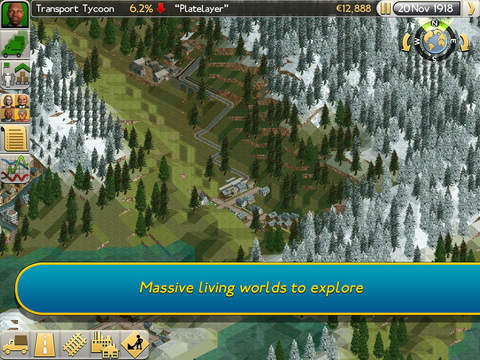 Transport Tycoon Lite screenshot 9