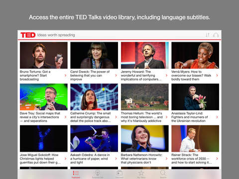 TED screenshot 6