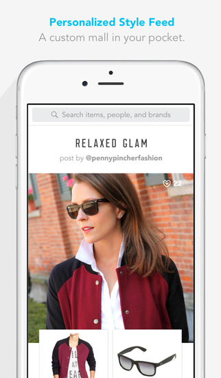 Fave by ShopStyle: Shopping. Personalized. screenshot 3