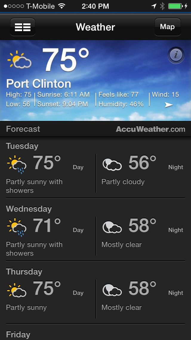 Port Clinton News Herald screenshot 3