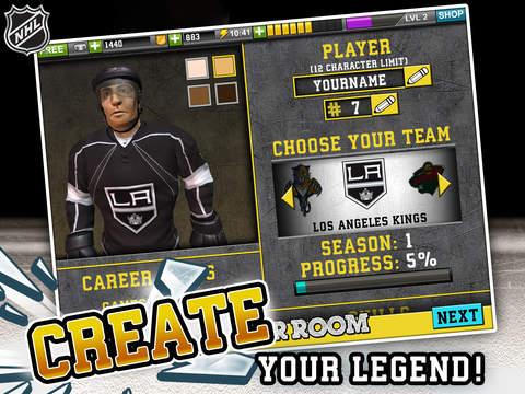 NHL Hockey Target Smash screenshot 7