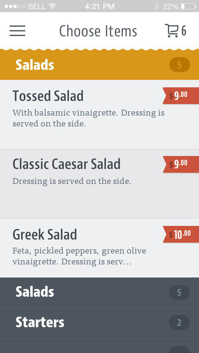 Strip T's Restaurant screenshot 3
